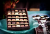 Box of gourmet chocolates <br /> <br /> © Copyright Hannah Pastrana Prieto