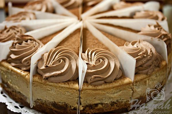 Tiramisu Cheesecake  © Copyright Hannah Pastrana Prieto
