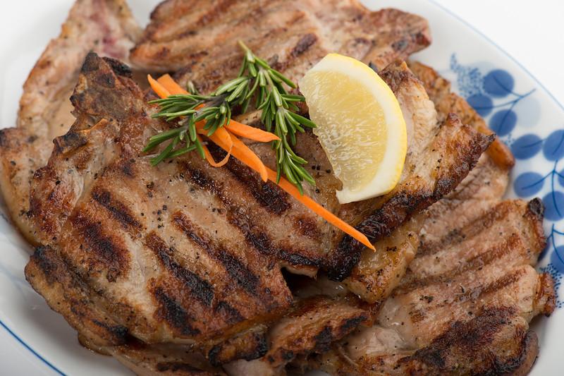 Grill Pork Chop
