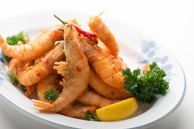 Spicy Crispy Shrimp