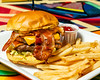 TheCambieBar&Grill_DoubleBaconBurger