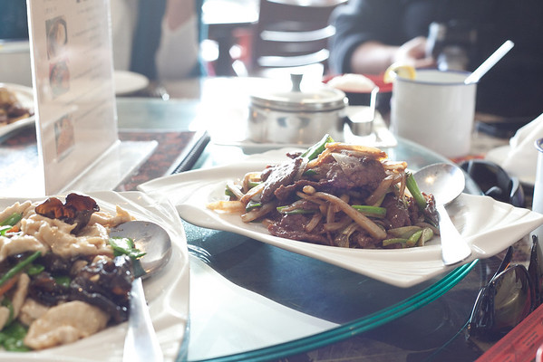 Peter Chang's, Mongolian Beef