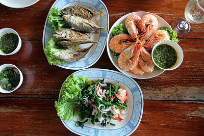 Thai Seafood Set