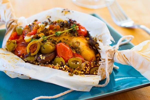 Mediterranean Chicken & Quinoa