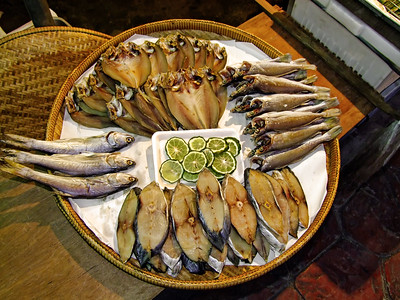 Assorted Dry Fish