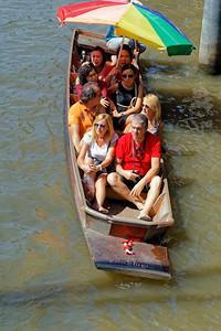 Damnoen Saduak Floating Market, Thailand (1)
