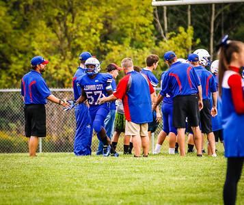 Varsity Footbally 8-26-16-18