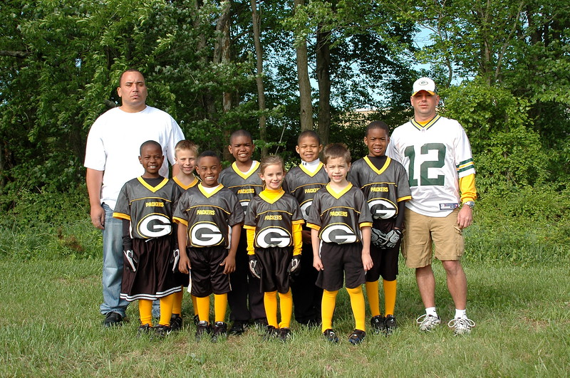 Rookie Packers