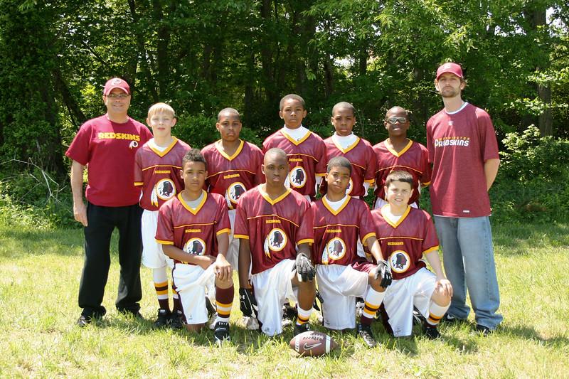 Elite Pro Redskins