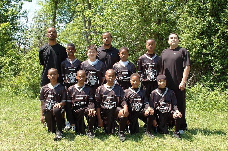 Elite Semi Pro Raiders