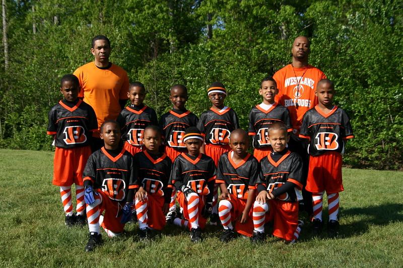 Rookie Bengals