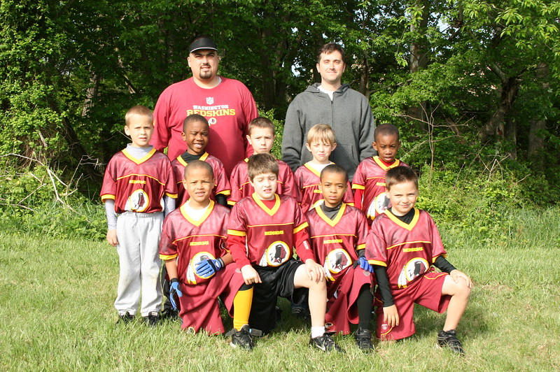 Rookie Redskins
