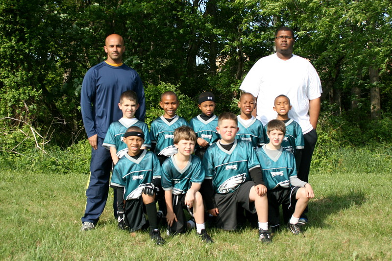 Rookie Eagles