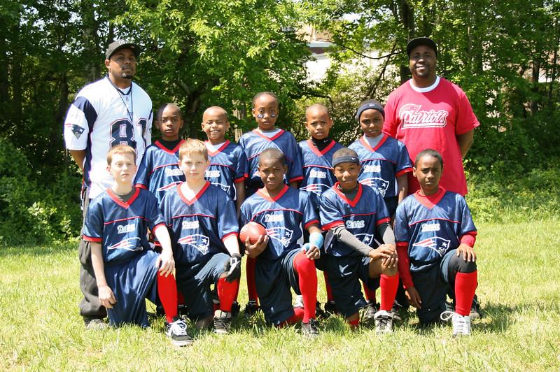 Elite Semi Pro Patriots