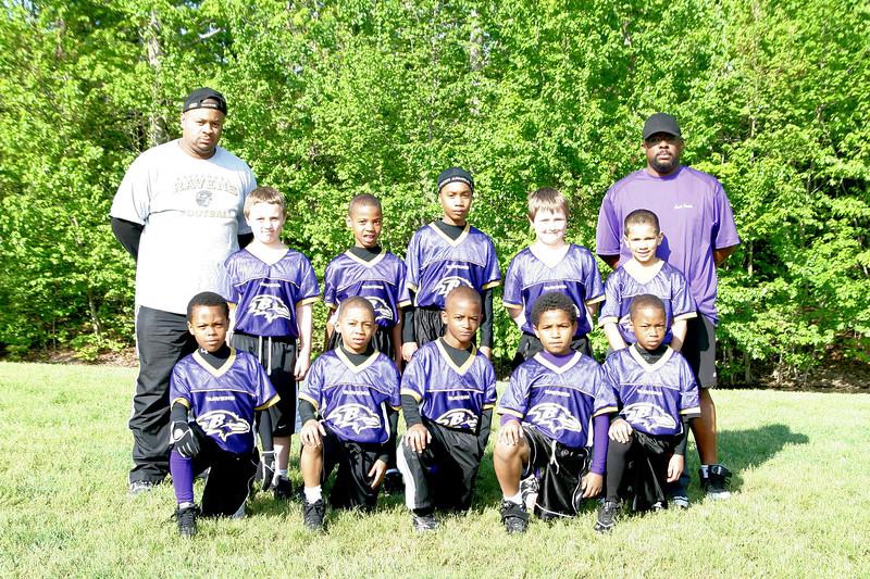Rookie Ravens