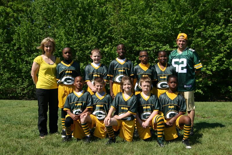 Semi Pro Packers