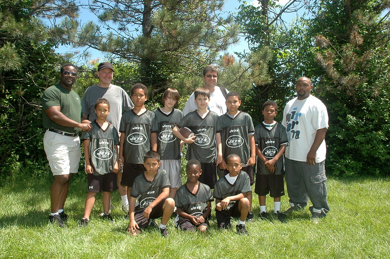 Junior Pro Jets<br /> Coach Greene