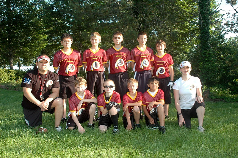 Junior Pro Redskins<br /> Coach Palafox