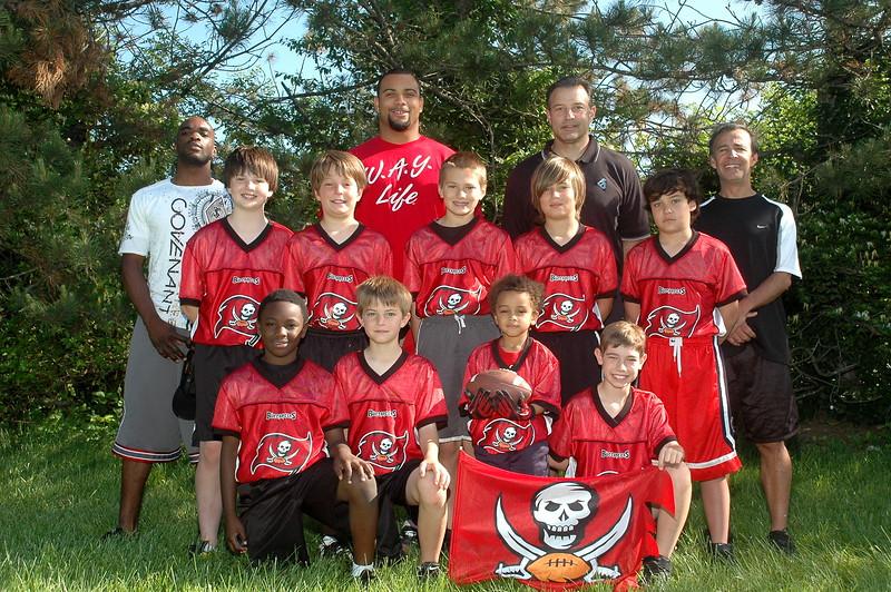 Junior Pro Buccaneers<br /> Coach Petrakis