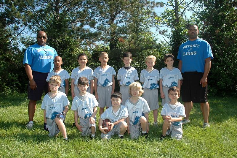 Little Pro Lions<br /> Coach Boggs