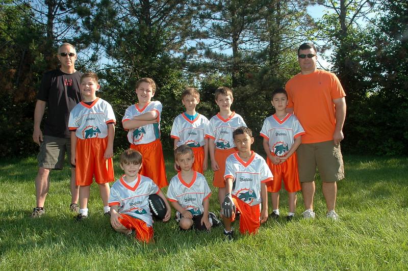 Little Pro Dolphins<br /> Coach Schiffbauer