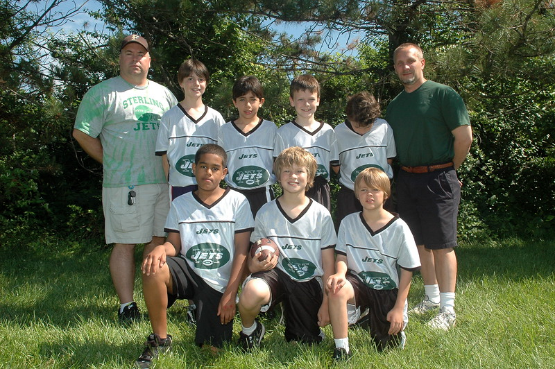 Junior Pro Jets<br /> Coach Hutchison