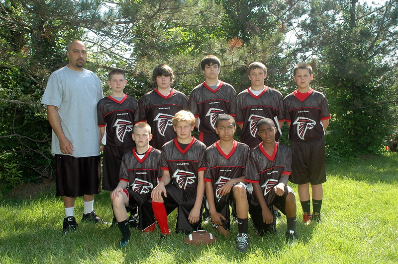 Pro Falcons<br /> Coach Neal