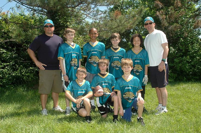Junior Pro Jaguars<br /> Coach Moran