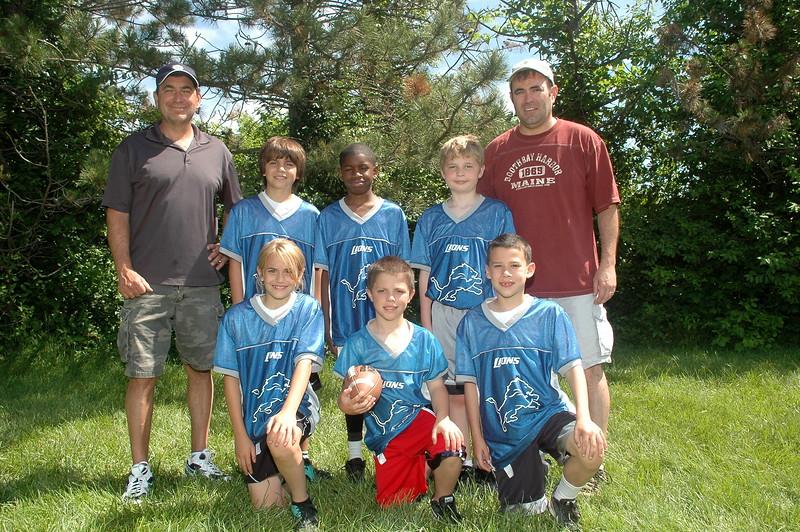 Junior Pro Lions<br /> Coach Speroni