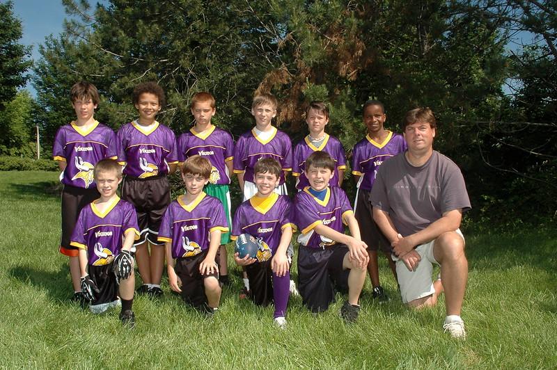 Junior Pro Vikings<br /> Coach Price