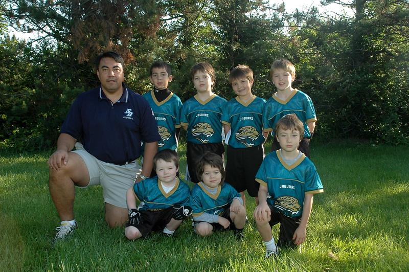 Little Pro Jaguars<br /> Coach Castillo