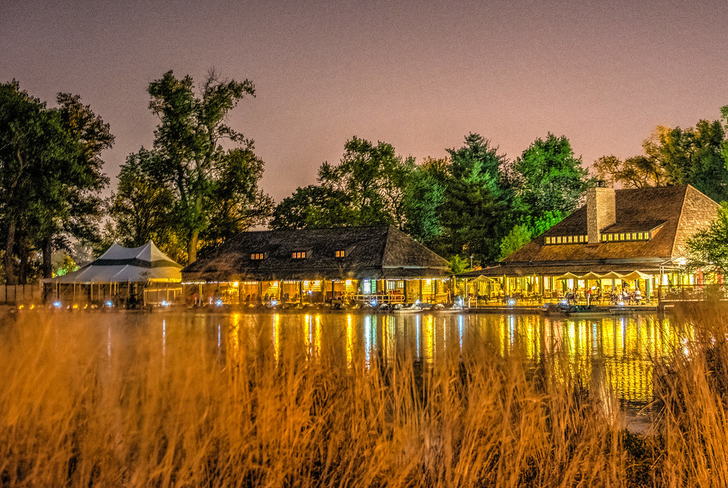 Forest Park Boathouse