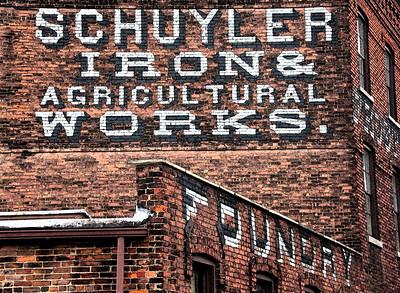 Iron Works Watkins Glen, NY
