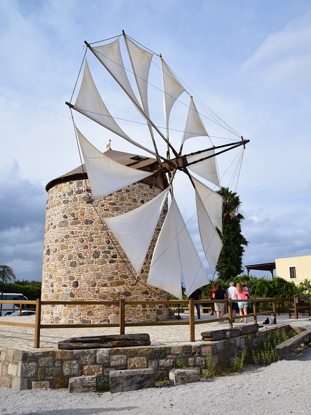 Windmill of Antimachia, Kos