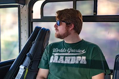 Anthony Transcends the Frame I: Grandpa's Ride