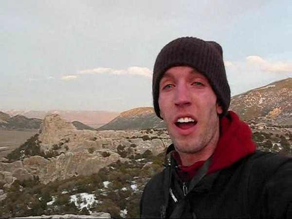 City of Rocks<br /> <br /> I look kind of sad in this video....guess I was still getting used to life on the road.