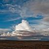 Arizona desert sky.