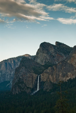 16: The Valley and Vernal Falls