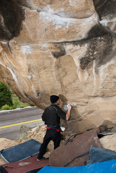 Ryan getting psyched for Worst Case Scenario, V9.
