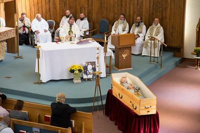 Fr. Benedict Groeschel - Wake Totowa