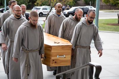 Fr. Benedict Groeschel - vigil