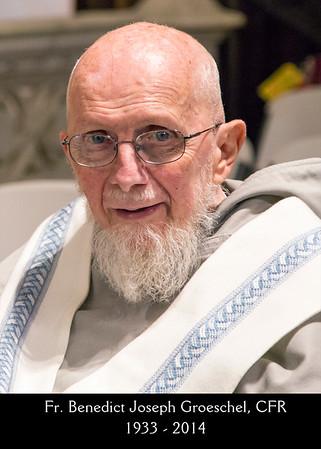 Fr. Benedict portraits