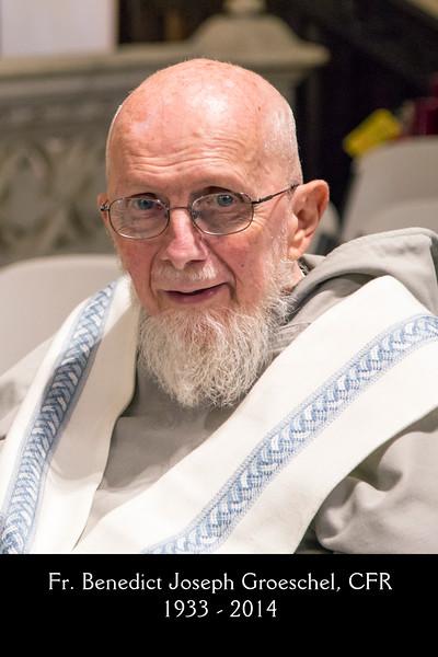 Fr. Benedict 8x12 portrait