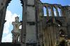 St. Bertin Abbey - among the noontime sunlight.