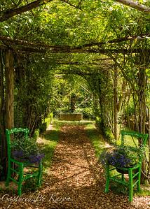 The Secret Garden, Castelfranc