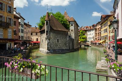 """Palais de l""""isle, Annecy"""