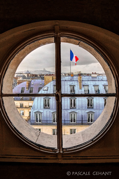 Room with a view- Paris