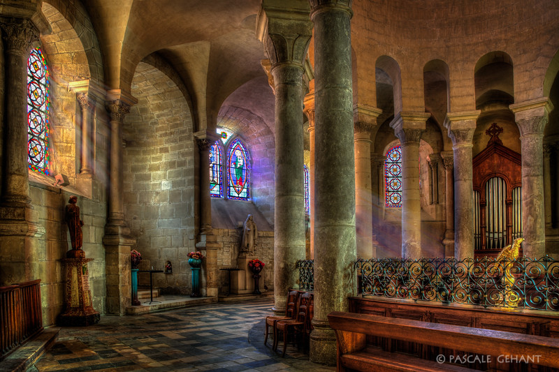 Cathedral St Appolinaire- Valence