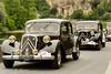 Trois Citroën, La Roque-Gagneac<br /> Dordogne