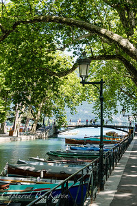 Pont des Amours, Lake Annecy